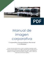 Manual de Imagen Corporativa COOTRANAL