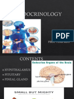 Endocrine Hypo Pitui Pineal