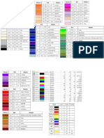 RGB basicos