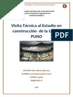 Informe Visita Tecnica Estadio