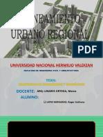 Trabajo de Planeamiento Urbano Regional