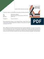 Los Modelos de Fractura Dependientes de La Temperatura Para Materiales Compuestos de Matriz Cerámica Reforzados Con Fibra