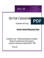 Tcps2 Core Certificate