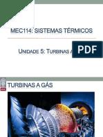 Aula Turbina a Gas