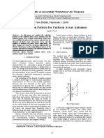 The Radiation Pattern for Uniform Array Antennas.pdf