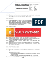 DSD GO 09 1000 Rev1 Fab Ductos