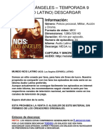 Ncisla Tempo9 Latino Descargar