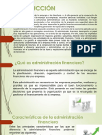 ADMINSITRACION FINANCIERA