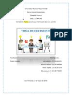Informe Modulo I Investigación de Operaciones