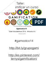 ComogamificaruncursoTallermoodlemoot2014140730203132sdfsdfdfsdfsPhpapp02