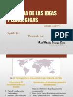 14. Historia de Las Ideas Pedagogicas