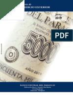 Informe Comercio Exterior de junio 2019