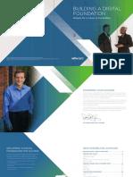 Vmware Building a Digital Foundation eBook