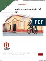 Bodegas Acaban Con Tradición Del Barrio Abajo _ El Heraldo