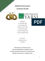 Presentasi Kasus Glaukoma