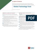 Fidelity Global Technology