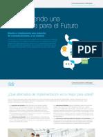 Infograf Ia Construyendo Una Plataforma Para El Futuro