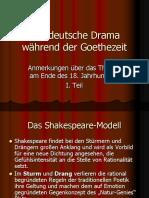 Das deutsche Drama während der Goethezeit.ppt