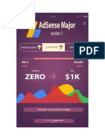 AdSense Major - From ZERO to $1k Monthly.pdf