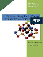 biologia materia guia elementos organicos e inorganicos