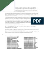 Lenguajes de Programación Orientada a Objetos Comparacion-1