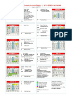 southern boone calendar