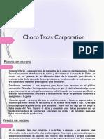 Choco Texas Corporation
