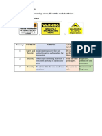 Worksheet 4  Warnings.docx