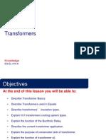 Power Transformer Note