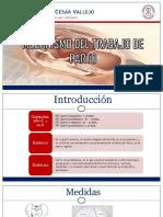 Mecanismo DTP y Movimientos Cardinales
