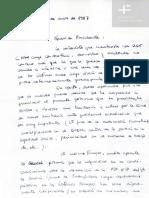 Carta de Solchaga a González