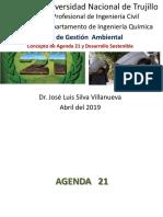 2. Agenda 21 y El Desarrollo Sostenible