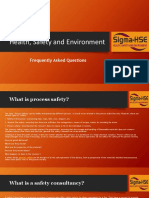 Sigma-HSE Frequently asked questions