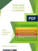 Reactores FDG