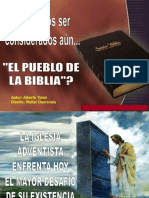 Somos el pueblo de la Biblia.ppt