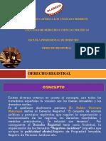 DIPOSITIVAS REGISTRAL