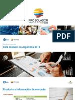 Estudio de Mercado Café Tostado Argentina