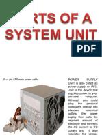 Parts of System Unit (2)