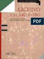 El Archivo y El Archivero