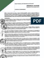 Ordenanza 331-2015-MDI (MDI Transparencia)