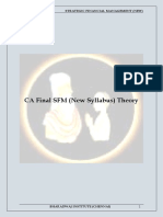 Sfm New Theory