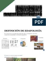 Introducción a La Edafología
