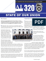 Teamsters Local 320 State of Our Union July 2019