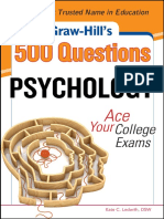 500 Questions Psychology.