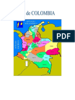 Mapa de Putumayo
