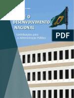 O TCU e o Desenvolvimento Nacional