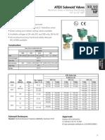 Asco Series Nf Atex Catalog