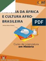 Apostila - História Da África e Cultura Afro-Brasileira Heloísa Maria 2012 Parte 01