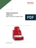 Manual TOptical Thermal Cycler_ENGL