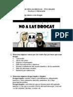 Trabajo de Las Drogas